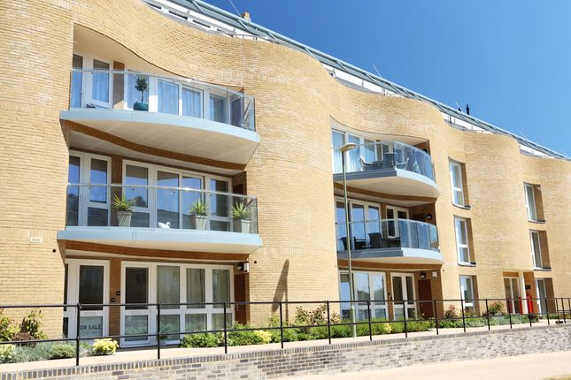 Thumbnail Flat for sale in Bridge Road, Lymington, Hampshire