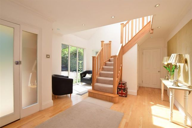 Entrance Hall of Lower Road, Fetcham, Leatherhead, Surrey KT22