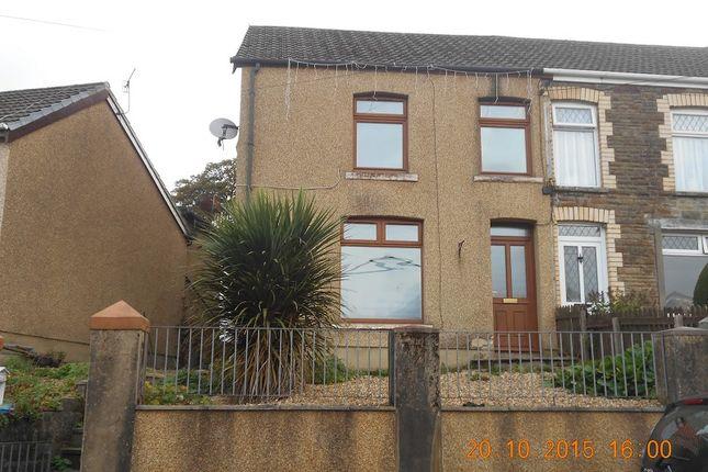 3 bed semi-detached house to rent in Llan Road, Cwmfelin, Maesteg CF34