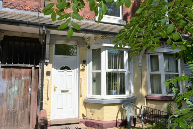 Thumbnail Terraced house to rent in Queens Avenue, Birmingham