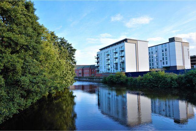 Thumbnail Flat for sale in Full Street, Derby