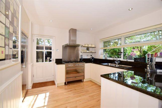 Kitchen Area of Birch Crescent, Aylesford, Kent ME20