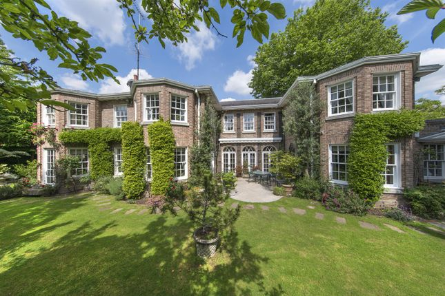 Thumbnail Detached house for sale in Elm Tree Road, St Johns Wood, London