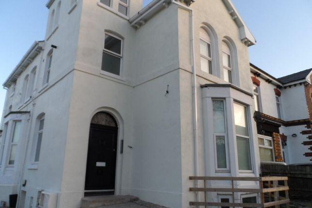 Thumbnail Studio to rent in Elm Grove, Tranmere, Birkenhead