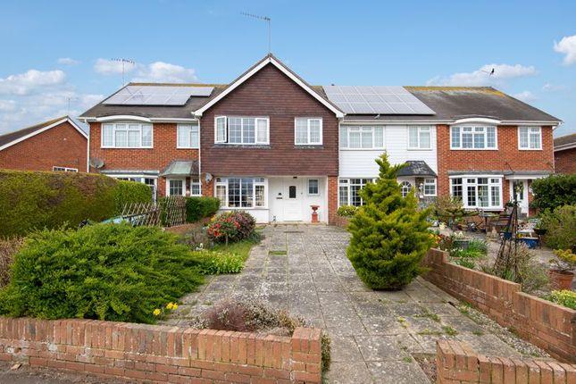 3 bed terraced house for sale in Fairlands, East Preston, Littlehampton BN16