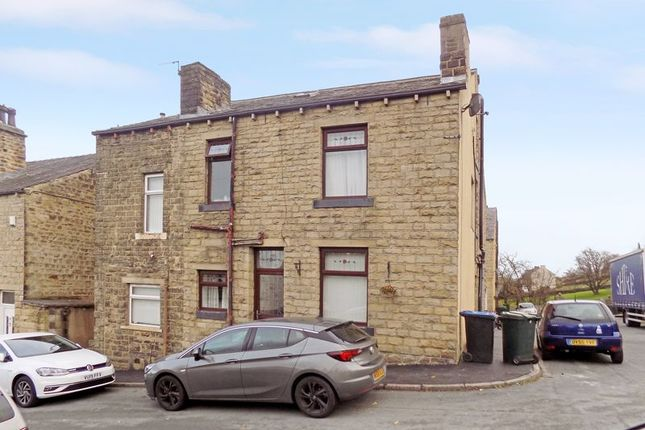 External of Primrose Street, Keighley BD21