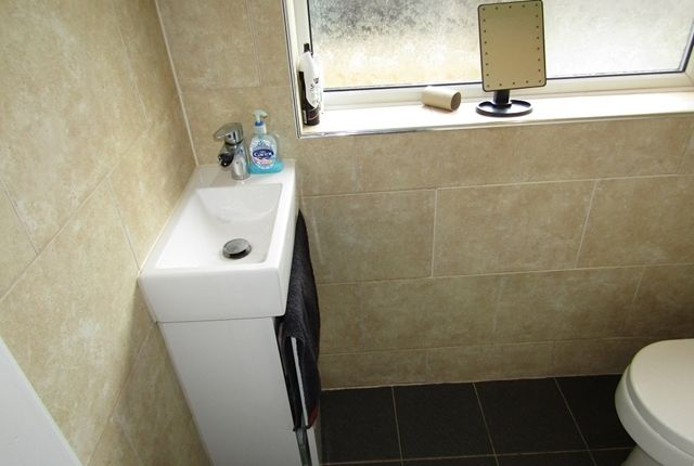 Separate WC Room of Glenwood Drive, Middleton, Manchester M24