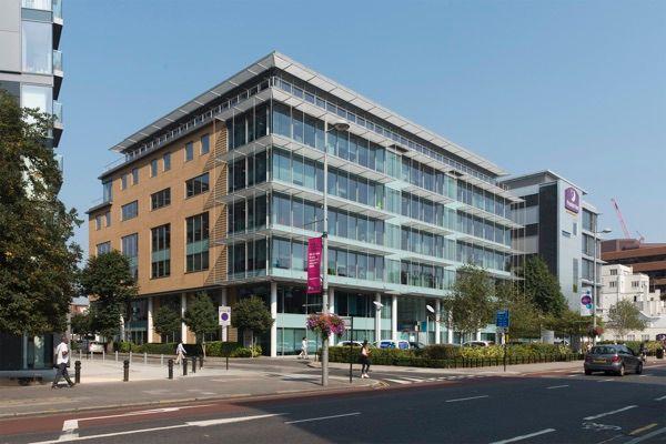 Thumbnail Office to let in Ealing Gateway, 26-30 Uxbridge Road, Ealing, London