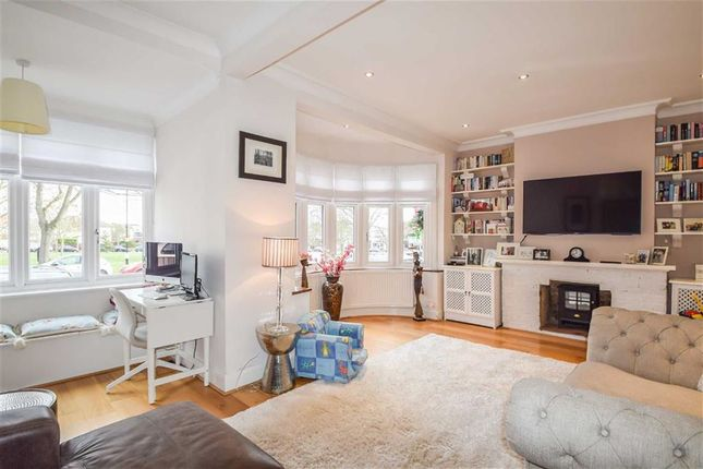 Thumbnail Semi-detached house for sale in Ridgeway Gardens, Westcliff-On-Sea, Essex