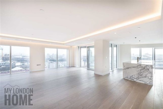 Thumbnail Flat for sale in The Tower, Chelsea Creek, Fulham, London
