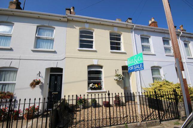 Thumbnail Terraced house for sale in Dagmar Road, Tivoli, Cheltenham, Gloucestershire