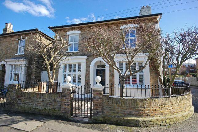 Thumbnail Detached house for sale in Edward Road, Hampton Hill, Hampton