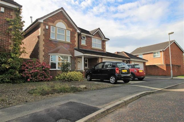 Thumbnail Detached house for sale in Church Walk, Ribbleton, Preston