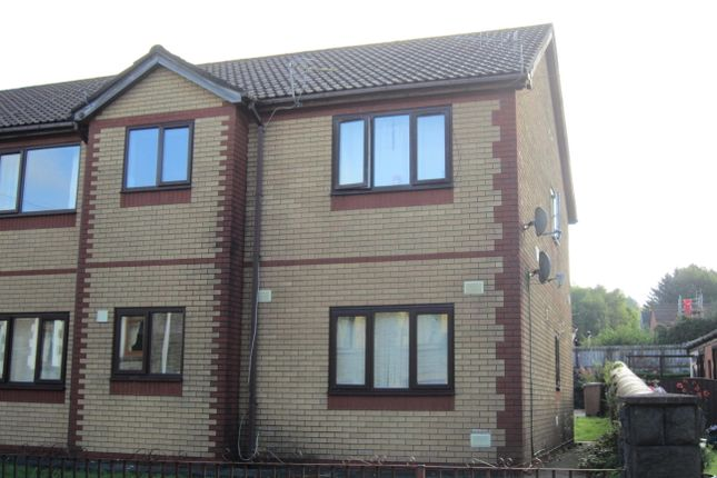 Thumbnail Duplex for sale in Cpmmercial Street, Aberbargoed