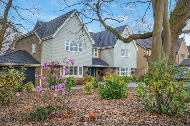 Detached house for sale in Hillside Road, Eastwood, Leigh-On-Sea