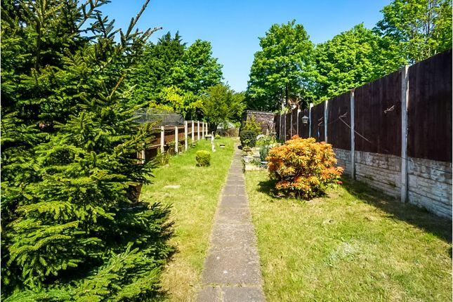 Rear Garden of Hawkesyard Road, Birmingham B24