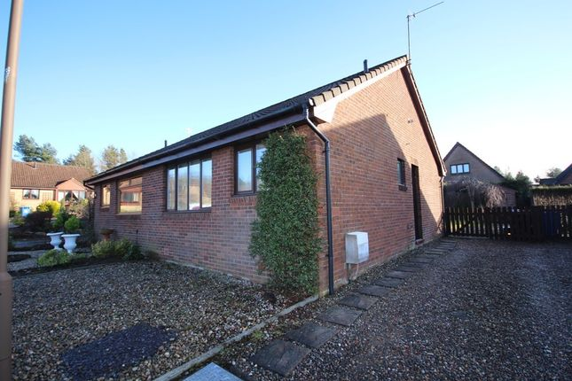 Thumbnail Detached bungalow to rent in Kirkfield View, Livingston