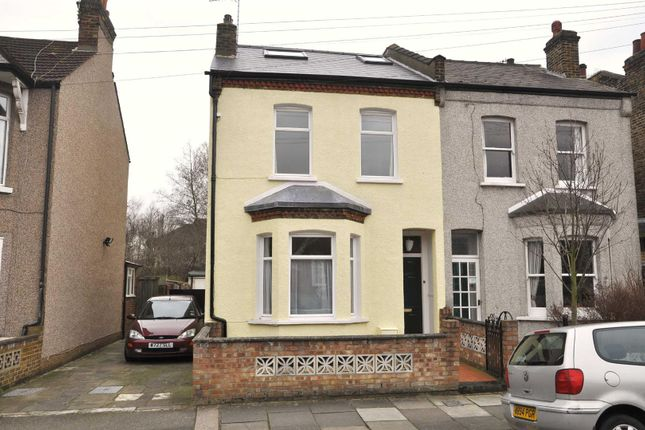 Thumbnail Semi-detached house to rent in Courtney Road, Colliers Wood, London