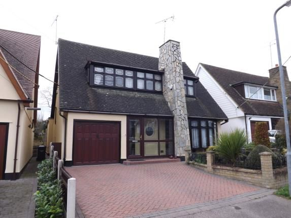 Thumbnail Bungalow for sale in Langdon Hills, Basildon, Essex
