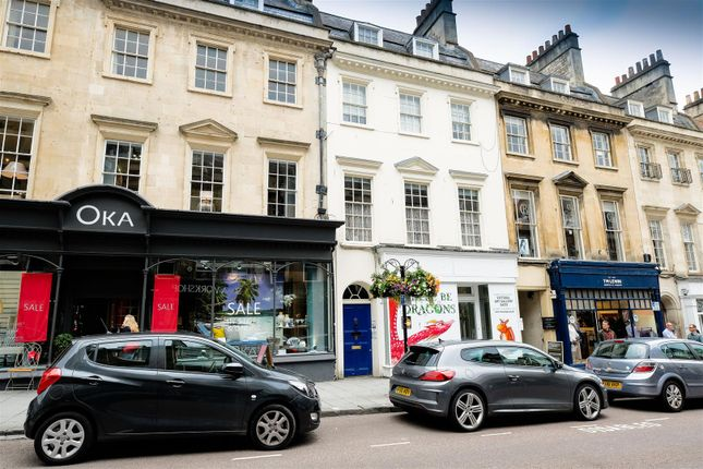 2 bed flat for sale in Milsom Street, Bath City Centre