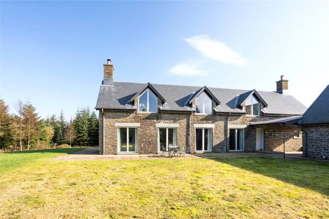 Thumbnail Country house for sale in Thornhill, Stirling