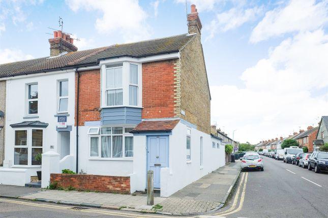 Thumbnail End terrace house for sale in Regent Street, Whitstable, Kent
