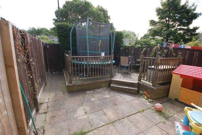 Rear Garden of Hadrian Court, Killingworth, Newcastle Upon Tyne NE12