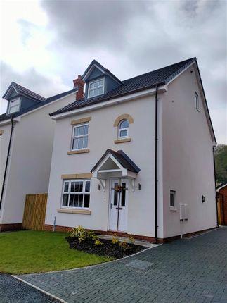 Thumbnail Detached house for sale in Plot 88, Maes Helyg, Vicarage Road, Llangollen