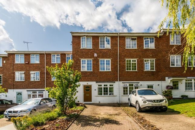 Thumbnail 4 bed terraced house for sale in Station Approach, Chelsfield, Orpington