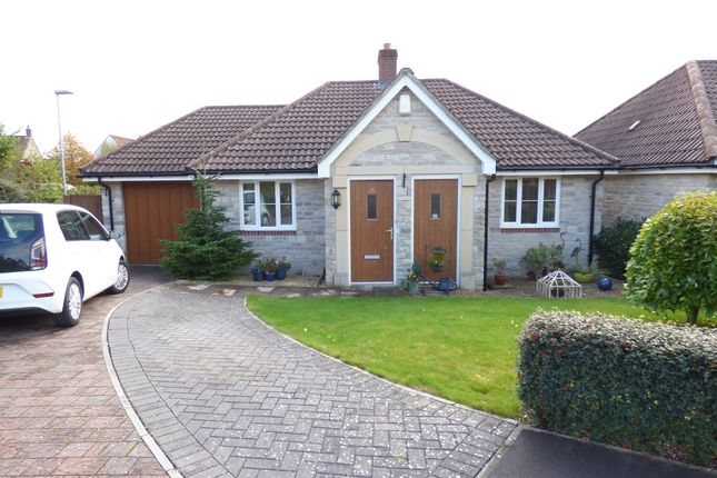 Thumbnail Bungalow for sale in Downside Close, Mere