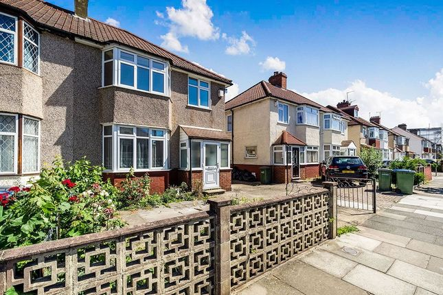 Thumbnail Semi-detached house to rent in Montcalm Road, London