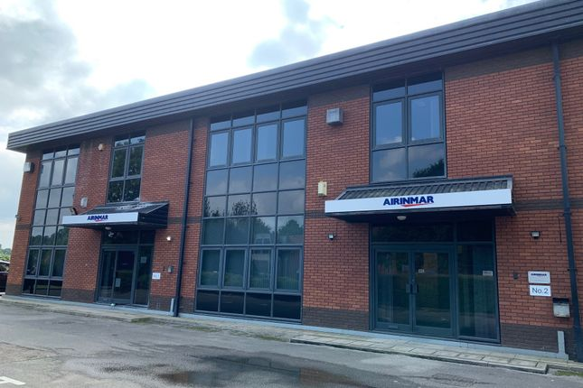 Thumbnail Office for sale in Units 1-2 Ivanhoe Road, Hogwood Industrial Estate, Finchampstead