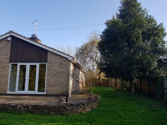 Side Garden of Pitsford Road, Moulton, Northampton NN3