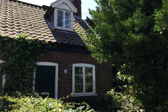 Thumbnail Cottage for sale in Bull Close Road, Norwich, Norfolk