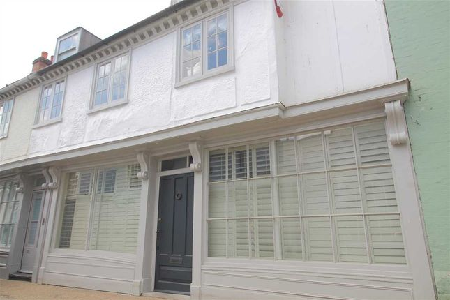Thumbnail Town house to rent in Guildhall Street, Bury St. Edmunds