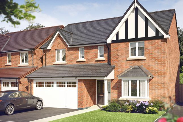 Thumbnail Detached house for sale in Radbourne Lane, Derby