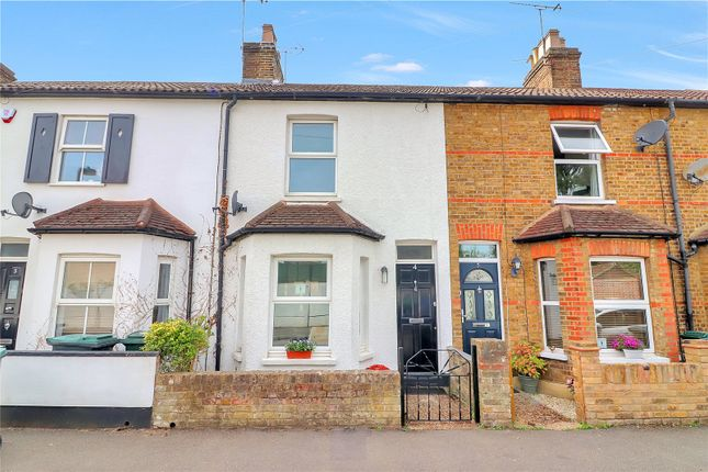 Thumbnail Terraced house for sale in Garden Road, Abbots Langley