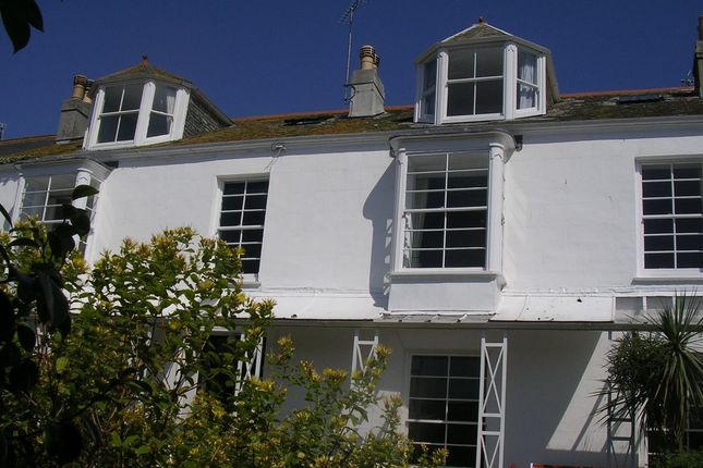 Thumbnail Maisonette to rent in Florence Terrace, Falmouth
