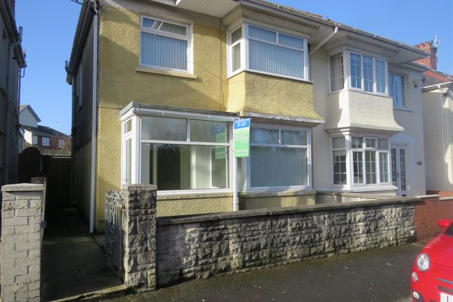 Thumbnail Semi-detached house to rent in Brynelli, Dafen, Llanelli
