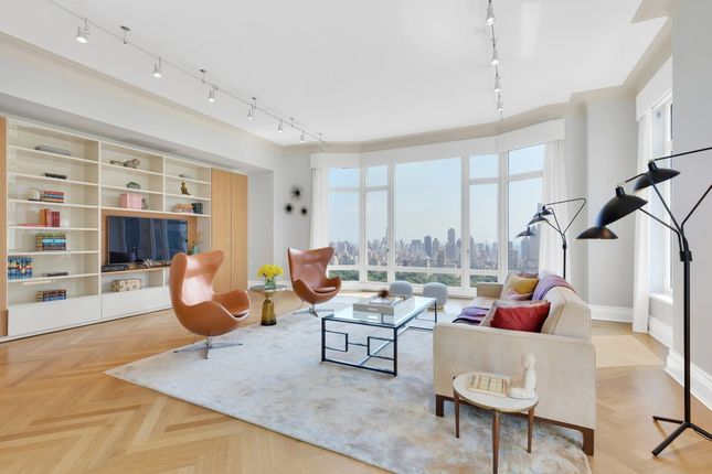 Thumbnail Property for sale in 15 Central Park West, New York, New York State, United States Of America
