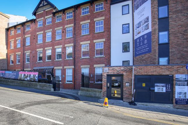 Thumbnail Flat to rent in Albion House, St James Street, Newcastle Upon Tyne