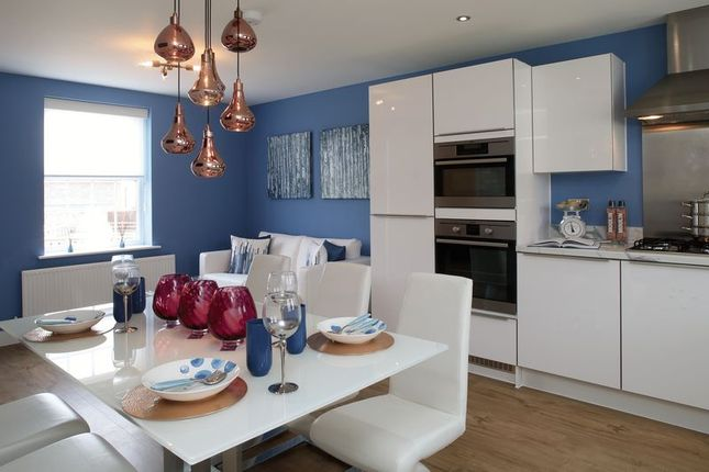 Thumbnail Detached house for sale in Winter Gardens Way, Banbury