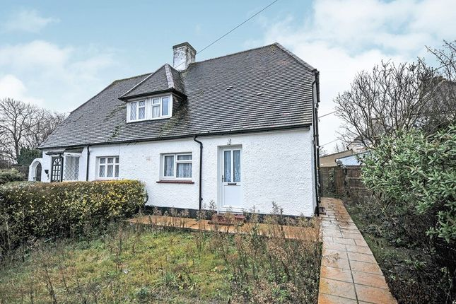 Thumbnail Semi-detached house to rent in St. Marys Road, Swanley