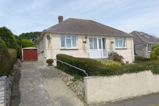 Thumbnail Detached bungalow for sale in St. Julien Crescent, Weymouth, Dorset