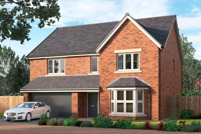 Thumbnail Detached house for sale in Low Gill View, Marton-In-Cleveland, Middlesbrough