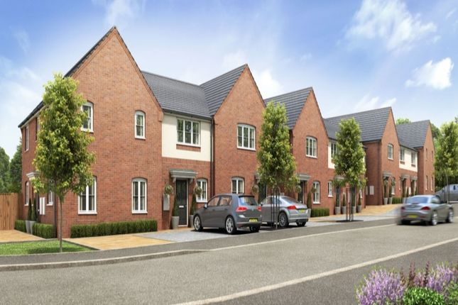 Thumbnail Semi-detached house for sale in Capewell Road, Trench, Telford