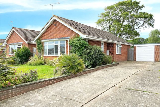 Thumbnail Bungalow for sale in Woodlands Close, Angmering, West Sussex