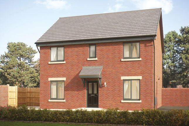 Thumbnail Detached house for sale in Leyland Lane, Leyland