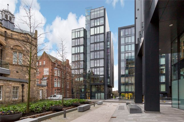 Thumbnail Flat for sale in Apartment 11, 12 Simpson Loan, Quartermile, Edinburgh