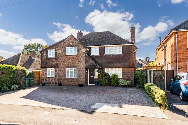 Thumbnail Detached house for sale in Blackbrook Park Avenue, Fareham